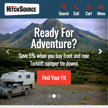 Hitchsource mobile view